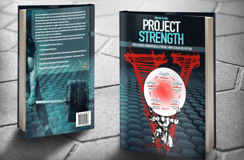 project strenght copertina