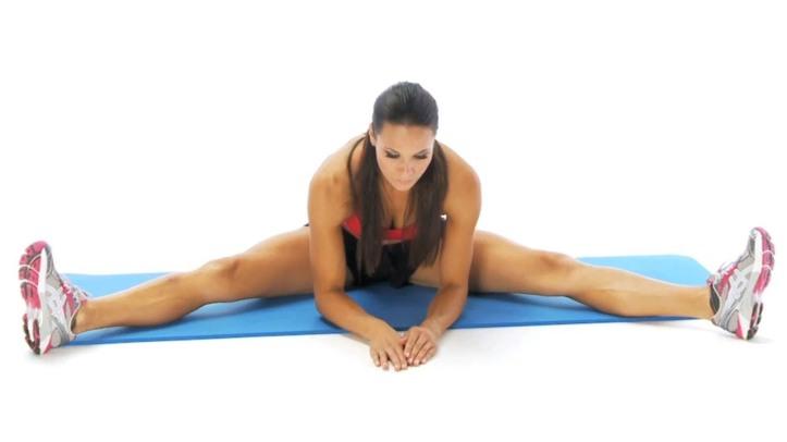 stretching stacco da terra sumo