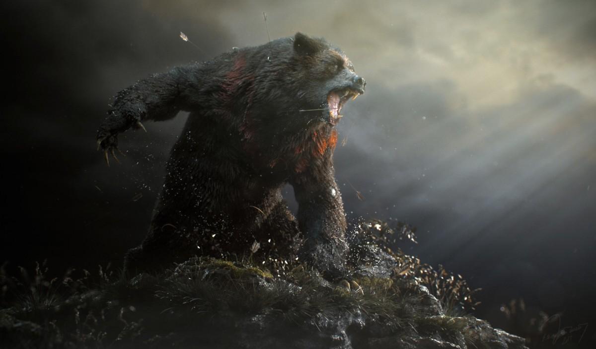 """Il """"ligurian bear"""" per l'allenamento della forza"""
